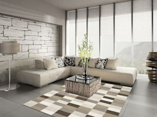 Tappeti: Pareti & Pavimenti in stile in stile Classico di www.tappeti.it