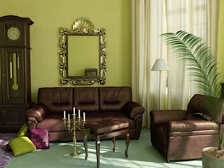 Classic style living room by INFO C.E.D. Classic