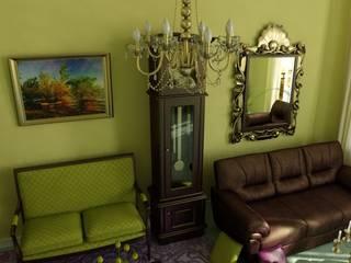 Salotto barocco INFO C.E.D. Soggiorno classico