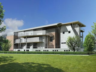 Residence LB di Studio Pinelli Architetti