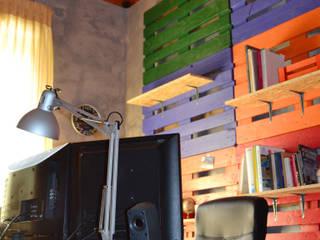Produzioni Proietto Studio Studio in stile industriale di Produzioni Proietto Industrial