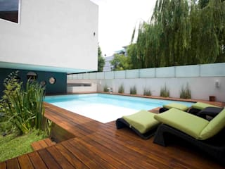Remy Arquitectos Moderne Pools