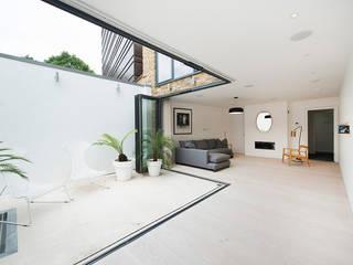 Northchurch Road, Angel Modern living room by GPAD Architecture & Interior Design Modern