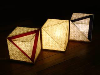 Pixel cubes: Min_D (민디)의  실내 정원