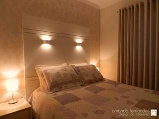 Quarto dos recém-casados Quartos clássicos por Amanda Fernandes Design de Interiores Clássico