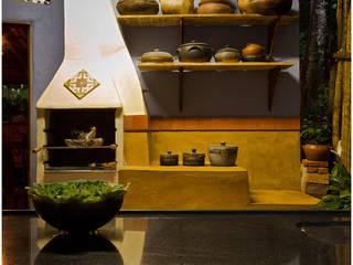 Dapur oleh MMMundim Arquitetura e Interiores, Rustic