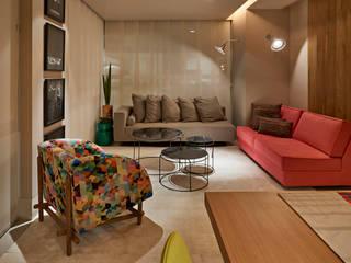 Decora Líder Brasília - Apartamento Urbano Salas de estar modernas por Lider Interiores Moderno