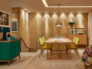 Decora Líder Brasília - Apartamento Urbano Salas de jantar modernas por Lider Interiores Moderno