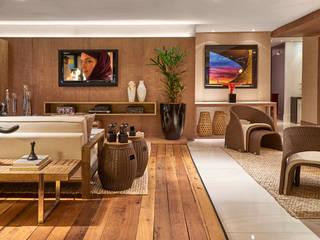 Decora Líder Brasília - Varanda Gourmet Salas de estar modernas por Lider Interiores Moderno