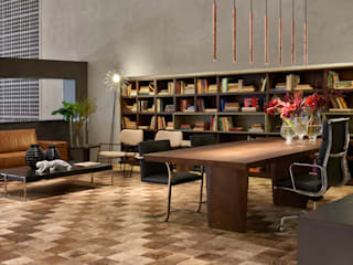 Decora Líder Brasília - Showroom Escritórios modernos por Lider Interiores Moderno