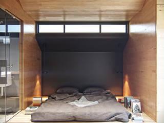 Denis Svirid Minimalist bedroom