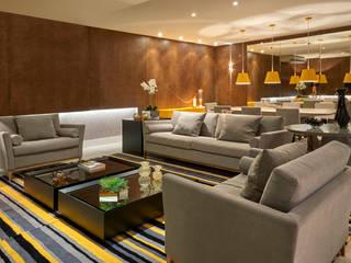 Decora Líder Brasília - Estar e Jantar Salas de estar modernas por Lider Interiores Moderno
