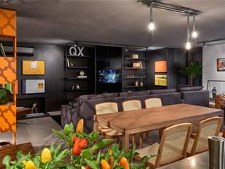 Decora Líder Brasília - Loft Soho Salas de jantar modernas por Lider Interiores Moderno