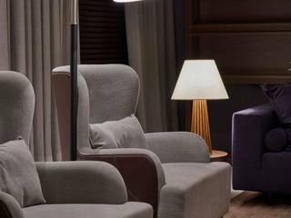 Decora Líder Belo Horizonte - Estar Social Salas de estar modernas por Lider Interiores Moderno