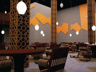 Dining room by CAXÁ studio