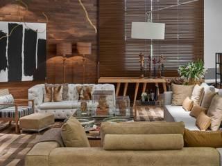 Decora Líder Belo Horizonte - Sala de Estar Salas de estar modernas por Lider Interiores Moderno