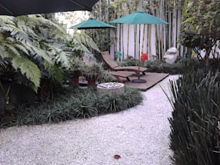 homify Jardin moderne