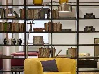 Decora Líder Belo Horizonte - Loft Salas de estar modernas por Lider Interiores Moderno