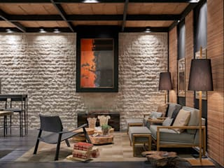 Decora Líder Belo Horizonte - Terraço Lider Salas de estar modernas por Lider Interiores Moderno
