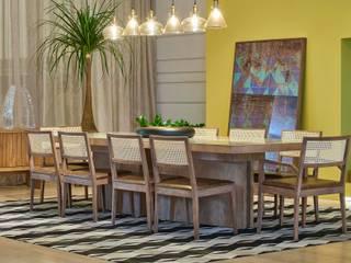 Decora Líder Belo Horizonte - Espaço Identidade Salas de jantar modernas por Lider Interiores Moderno