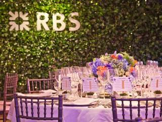 RBS Charity Gala Dinner 2011 by Aralia Сучасний