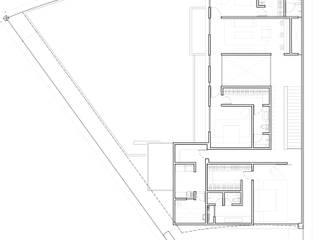Planta Alta:  de estilo  por ze|arquitectura