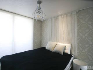 Bedroom by 홍예디자인, Scandinavian