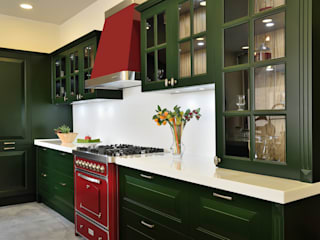 Bodrum Femaş Mobilya KitchenCabinets & shelves Wood Green