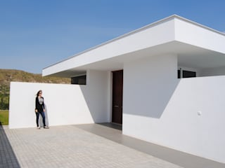 ESTUDIOMORENATE Mediterranean style houses