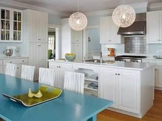Ideas de decoración para interiores Cocinas modernas: Ideas, imágenes y decoración de HOLACASA Moderno