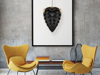 Conia Black & Gold by Vita Living:   von Anchovisdesign
