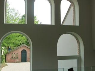 DI-vers architecten - BNA Modern windows & doors