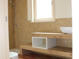浴室 by ARCH. GIULIA COGO