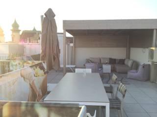Dachterrasse - Sofa Expormim Plump:   von Wohndesign Maierhofer