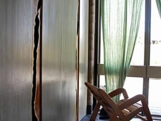 Juan Carlos Loyo Arquitectura ห้องนั่งเล่น