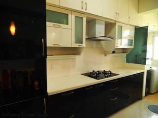 Projekty,  Kuchnia zaprojektowane przez Ambiance Design Studio
