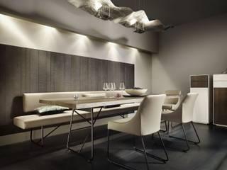 Essgruppen - HAAS Möbel: modern  von Wohndesign Maierhofer,Modern
