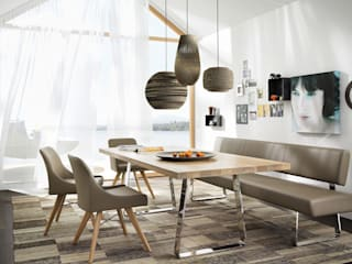 Essgruppen - HAAS Möbel:  Esszimmer von Wohndesign Maierhofer