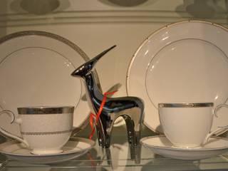 Japanisches Porzellan NORITAKE in unserem Showroom Sweets & Spices Dekoration und Möbel EsszimmerGeschirr und Gläser Porzellan Weiß