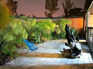 Terrasse de style  par Juan Carlos Loyo Arquitectura