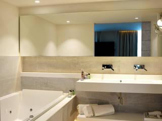 Modern Bathroom by Pujol Iluminacion Modern