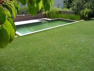 Modern pool by BEGRÜNDER Modern