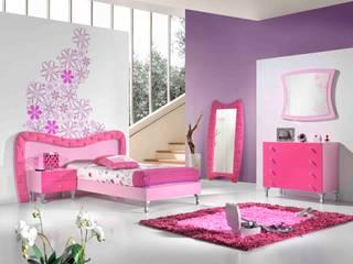 Mobiliário infantil /  Children's furniture ZZK9:   por Intense mobiliário e interiores;