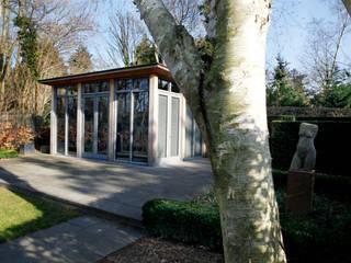 Atelier te Sittard Moderne studeerkamer van Joost Pennings Architect Modern