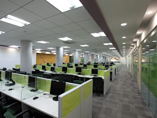Infinx Healthcare Pvt Ltd by Focusz Designs Pvt Ltd Modern