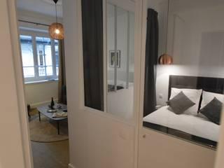 Après La verrière/chambre:  de style  par Parisdinterieur