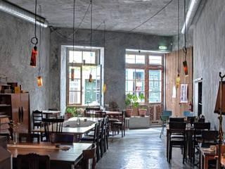 Miss'OPO: Salas de jantar industriais por Gustavo Guimarães