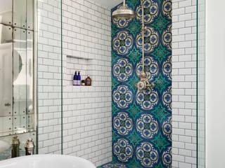 Victorian Terrace House, South-West London Modern bathroom by Drummonds Bathrooms Modern