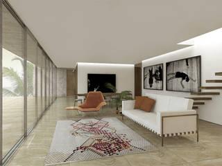 Sala de Estar: Salas de estar  por Gustavo Guimarães