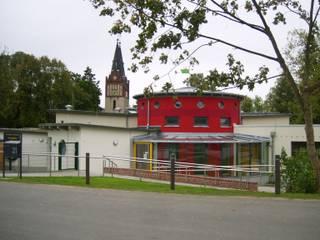 """Evangelische Kita """"Annengarten"""" in Zepernick Ausgefallene Schulen von architekturbüro civitas Dr. Regina Bolck & Rüdiger Reißig Ausgefallen"""